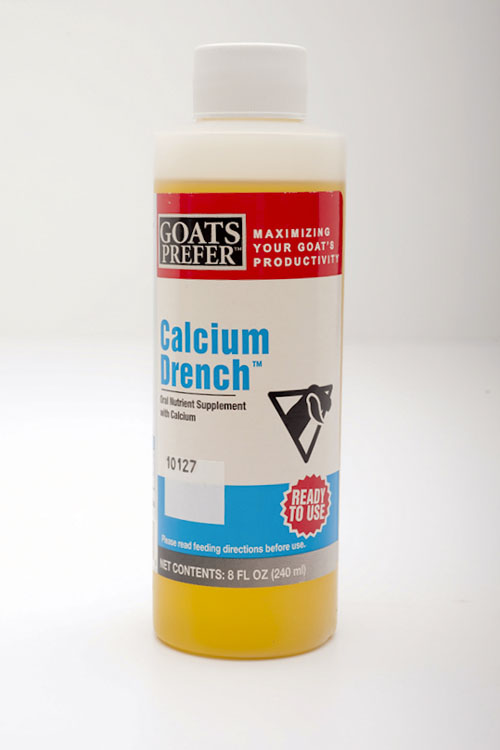 Calcium Drench 8 oz bottle