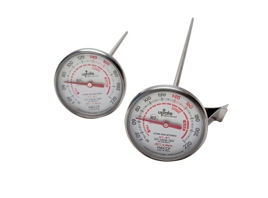 Cheese Thermometer & Pan Clip