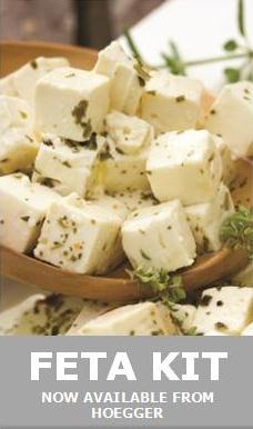 Feta Cheesemaking Kit